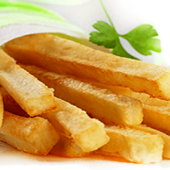 Картофель Фри + кетчуп