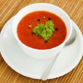 Итальянский холодный суп «Гаспачо»