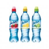 Aqua minerale Active 0,6л