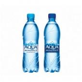 Aqua minerale газ\без газа 0.5л